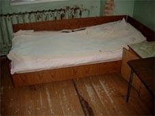Hospitalsstue i Opotjka.